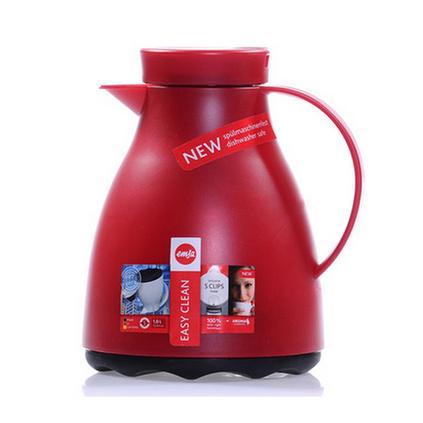 EMSA 愛慕莎 易潔保溫壺 德國進口1.0L保溫瓶定制