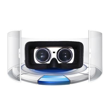 E途  R13八核虚拟现实VR眼镜智能游戏一体机定制