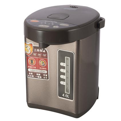 Joyoung/九阳 K40-P05家用保温全不锈钢大容量电热水瓶定制