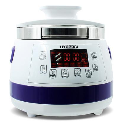 HYUNDAI 韓國現代 HYYL-12D58 360度百膳鍋多功能電壓力鍋電飯煲定制