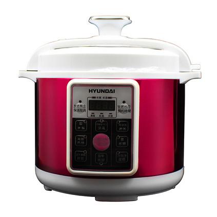 HYUNDAI 韓國現代 HYYL-12D52  5L容量煲湯煲粥蒸飯電壓力鍋定制