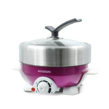 HYUNDAI 韓國現代 HYHG-1701 家用多功能電火鍋電炒鍋電煮鍋定制