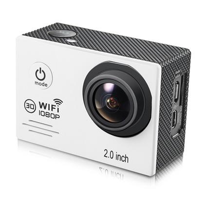 HYUNDAI 韓國現代 時尚運動相機 H6 黑色白色銀色防水行車記錄儀定制