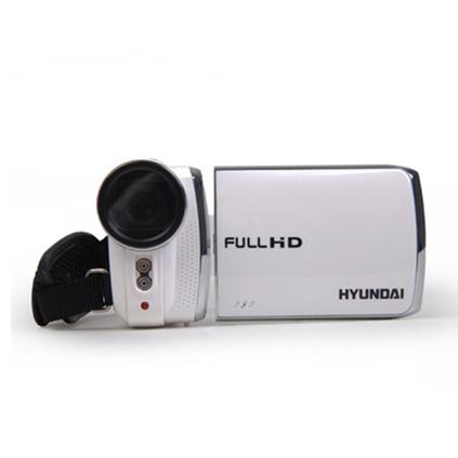 HYUNDAI 韓國現代 HDV-Z600 時尚270°旋轉高清攝像機數碼禮品定制