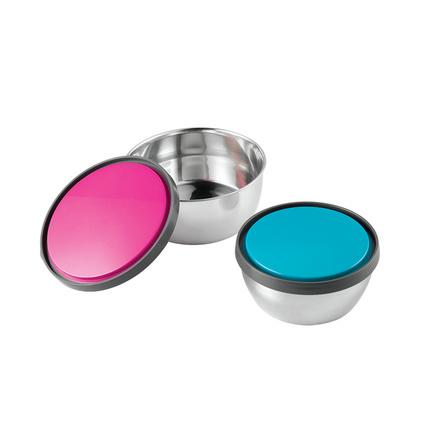 Debo 德鉑 塞爾布儲物盒兩件套實用多用儲物碗保鮮碗 定制DEP-203