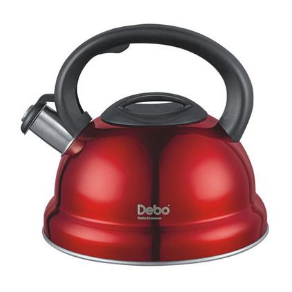 Debo 德鉑 海格爾 水壺不銹鋼電磁爐通用燒水壺3L DEP-201定制