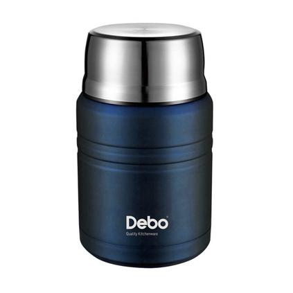 Debo 德鉑 米羅真空燜燒壺 不銹鋼悶燜燒壺保溫杯可煮粥湯壺便當盒500ml DEP-280定制