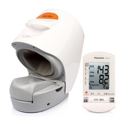 Panasonic 松下 EW3153W100 无线感应家用臂筒式医疗电子智能血压计定制