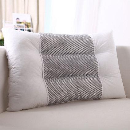 洁帛 竹炭薰衣草保健枕 成人枕老年枕 枕芯定制