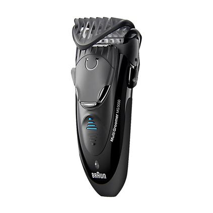 BRAUN 博朗  MG5050 全身水洗往復式多功能電動剃須刀定制