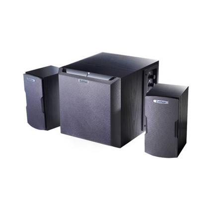 Edifier 漫步者 X400 声迈 多媒体电脑音箱 2.1低音炮 有源台式音响电脑音箱定制