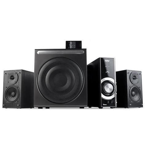 Edifier 漫步者  C3外置功放2.1多媒体音箱电脑多媒体音响低音独立功放定制