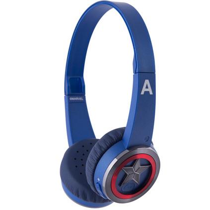 EDIFIER 漫步者  W580BT 头戴式蓝牙耳机 无线蓝牙4.0语音通话耳机 漫威定制版