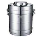 德鉑庫克斯(保溫提鍋)不銹鋼保溫飯盒提鍋便當盒定制 DEP-258