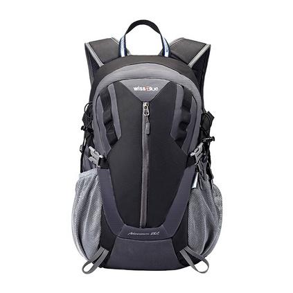 Wissblue 維仕藍  WB1150-BK戶外旅行28L登山包便攜旅行包雙肩背包定制