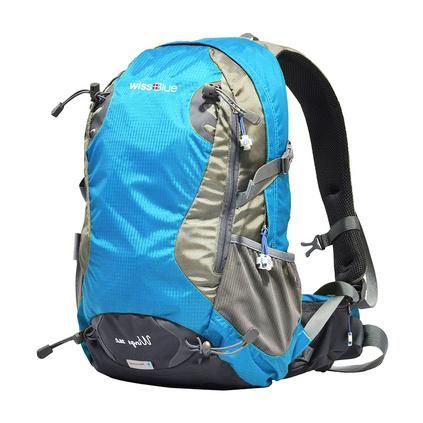 Wissblue 維仕藍  WB1021短途28L旅游戶外登山包旅行背包雙肩背包定制