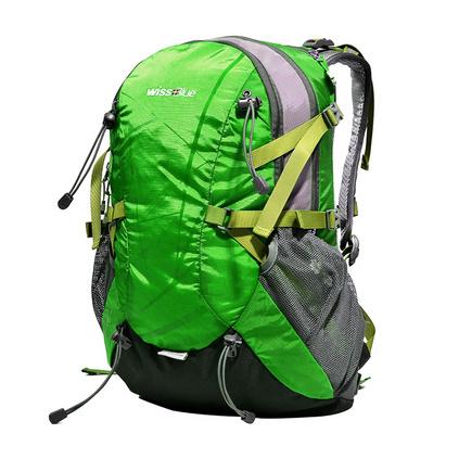 Wissblue 維仕藍 WB1025大容量30L戶外旅行徒步登山包運動雙肩包定制