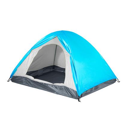 Wissblue 維仕藍 TG-WR6026-B雙人雙層防暴雨戶外登山露營帳篷戶外旅游休閑帳篷定制