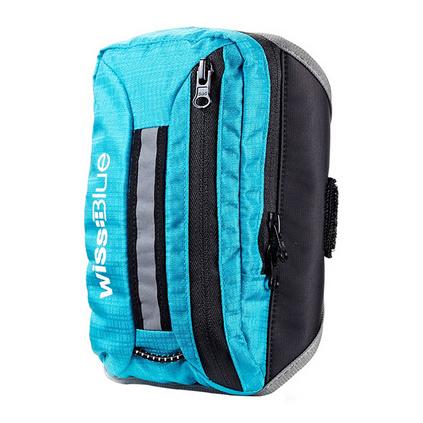 Wissblue 維仕藍  WB1157-B多功能運動手臂包運動跑步包臂袋手機包定制