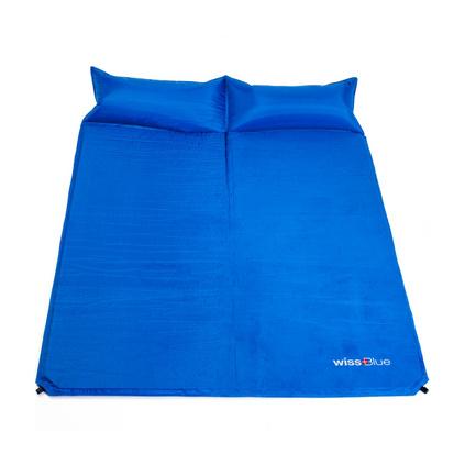Wissblue 維仕藍  WA8040戶外雙人加厚加寬自充防潮氣墊定制