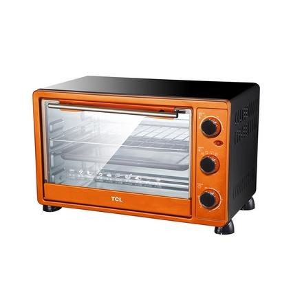 TCL  TKX-JM25A1家用25L電烤箱迷你烘焙蛋糕烤箱定制