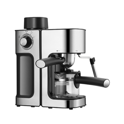 TCL  TKF-JM80A1半自動蒸汽奶泡泵壓式不銹鋼意式咖啡機定制
