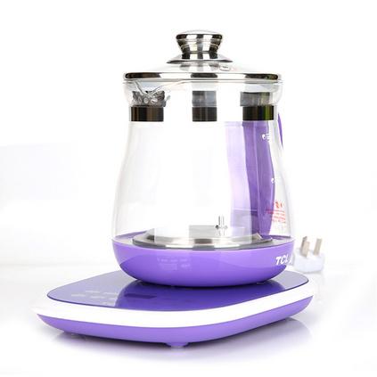 TCL  TA-ZC18A2臻品養生壺全自動加厚玻璃電煮茶壺多功能燒水壺定制