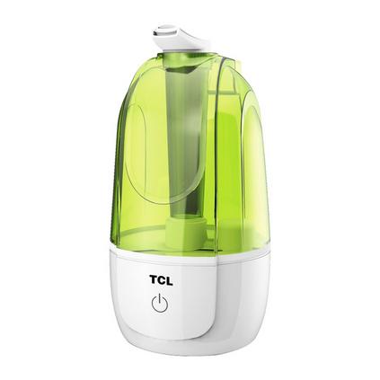 TCL 靜音加濕器定制加濕器家用靜音迷你臥室空調加濕調節器 3L TE-JM30A1