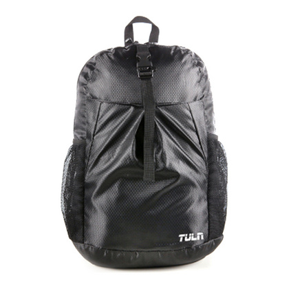 TULN 拓藍 戶外超輕折疊徒步背包 TL-5102 沖頂包 新款皮膚包(炫酷黑)定制