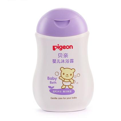 pigeon 貝親 嬰兒沐浴露定制  新生兒沐浴乳天然溫和配方寶寶洗護用品  200ML IA111