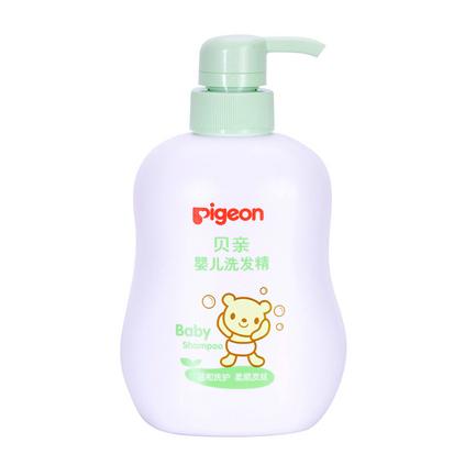 pigeon 貝親 嬰兒洗發精定制 新生嬰兒泡沫洗發護發露兒童寶寶無淚洗發精 500ml IA117