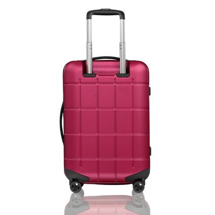 Samsonite新秀麗TILEUM系列 萬向輪四輪拉桿旅行箱 紅色 25寸 I7440002定制