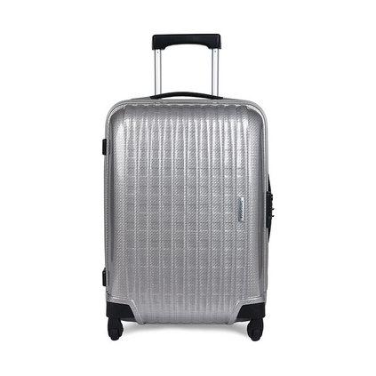Samsonite 新秀麗超輕盈四輪旅行拉桿箱萬向輪密碼箱定制20英寸 40U05001