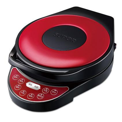 蘇泊爾JD30A824-130智能懸浮煎烤機雙面加熱家用電餅鐺蛋糕烙餅機定制