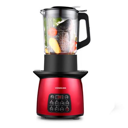 KONKA康佳全能王破壁机KGPB-8002料理机加热家用全自动多功能豆浆辅食机定制
