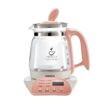 KONKA康佳多功能恒温温奶暖奶器 KHK-1812定制冲泡奶粉水壶养生壶