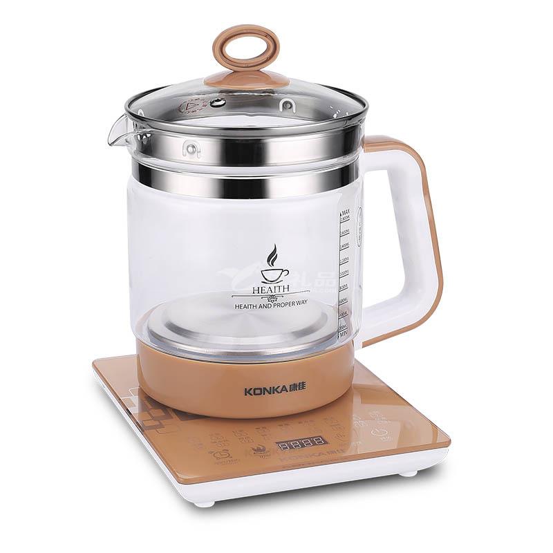 KONKA康佳悅芝靈養生壺 KGYS-1831D全自動多功能電熱燒水壺煮茶器定制
