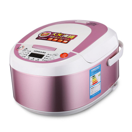 KONKA 康佳紫香煲电饭煲定制DFB3LF家用迷你3L小型电饭煲