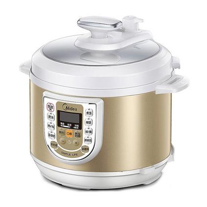 Midea 美的 雙膽電壓力鍋/高壓鍋 W13PCS503E 5L容量定制