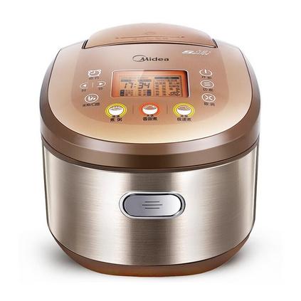 Midea 美的 電飯煲 MB-FZ4021 智能預約4L容量迷你學生小電飯煲/鍋家用電器定制