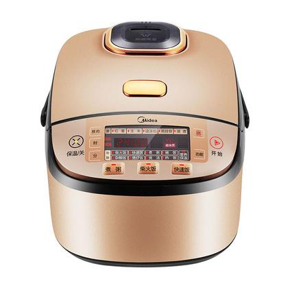 Midea 美的 WFS4065 電飯煲/鍋定制  4L家用多功能大容量鼎釜智能