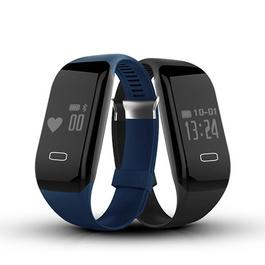 芭樂電子H3 智能男女防水手表心率監測 運動計步 智能提醒運動手環定制