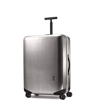 新秀麗(Samsonite)商務休閑出差旅行登機箱拉桿箱萬向輪 男女通用20英寸 藍色定制