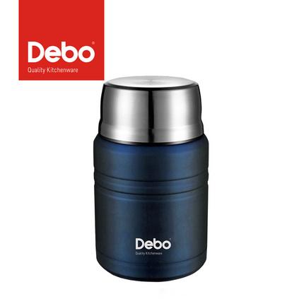 德铂Debo 米罗焖烧杯壶304不锈钢真空保温杯饭盒粥桶闷烧杯罐定制