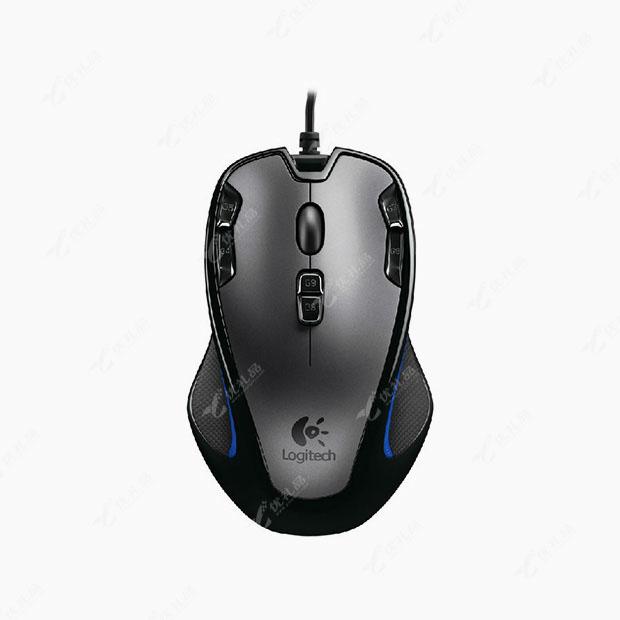 罗技 游戏鼠标 有线竞技游戏鼠标
