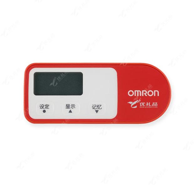 欧姆龙电子计步器