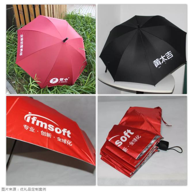 夏季必备晴雨伞