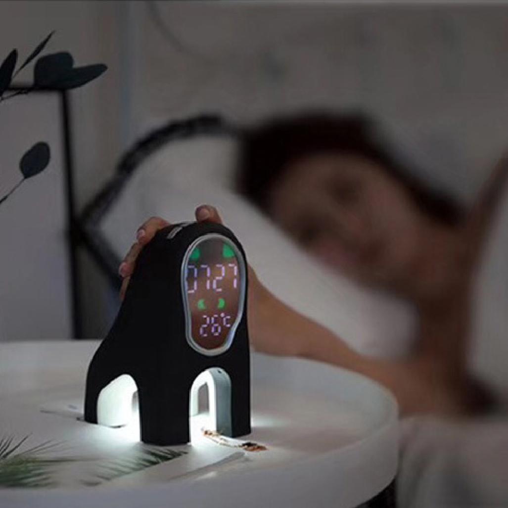 旺旺伴睡音乐闹钟