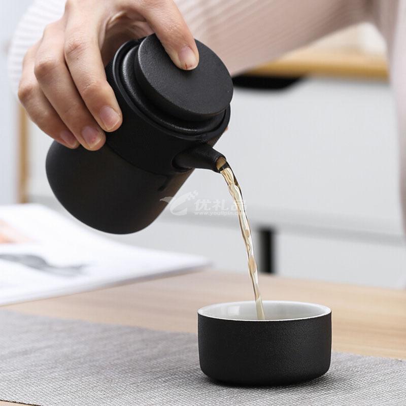 便携旅行茶具套装一壶一杯