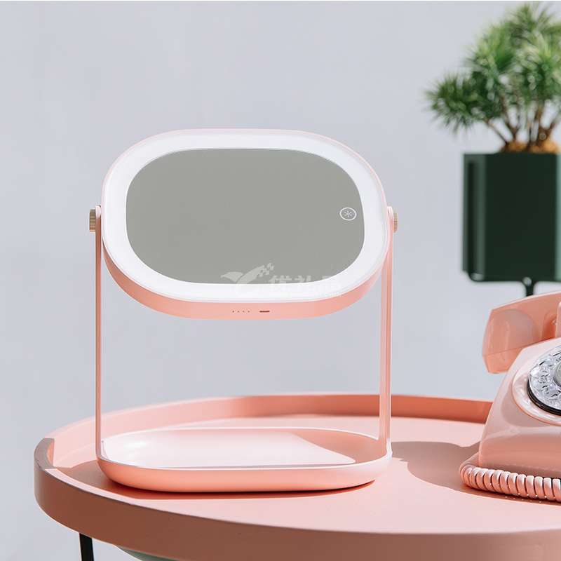 3life美颜柔光led化妆镜